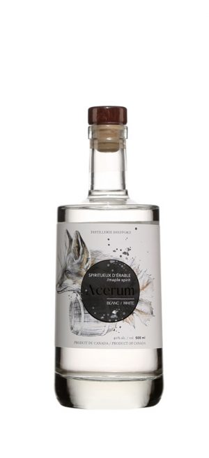 Distillerie Shefford Acerum Blanc
